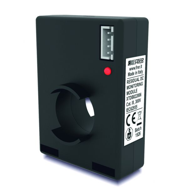 RESIDUAL DIRECT CURRENT MONITORING MODULE